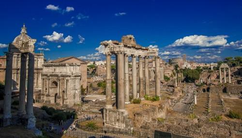 Encontraron la tumba de Rómulo, el primer rey de Roma
