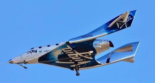 Virgin Galactic llevará a turistas al espacio dentro de unos meses