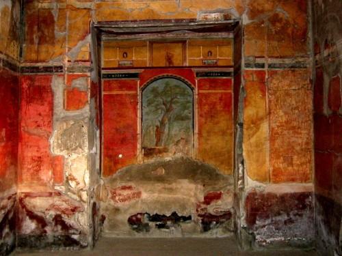 Oplontis: el lujo en tiempos del Imperio Romano