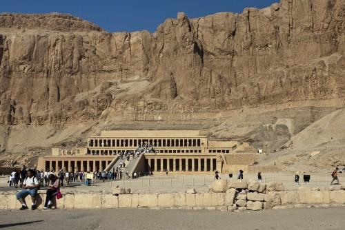 Podrían haber encontrado la tumba de Nefertiti
