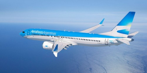 Aerolíneas Argentinas reduce vuelos por el coronavirus