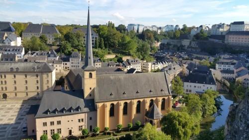 Los transportes públicos son gratuitos en Luxemburgo