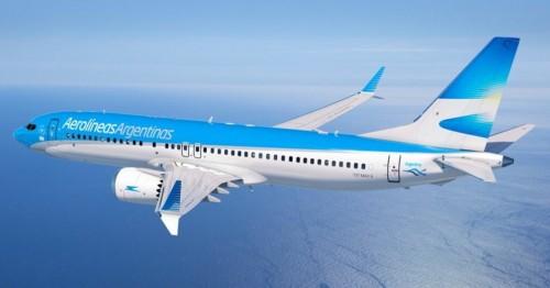 Aerolíneas Argentinas en tiempos de cuarentena