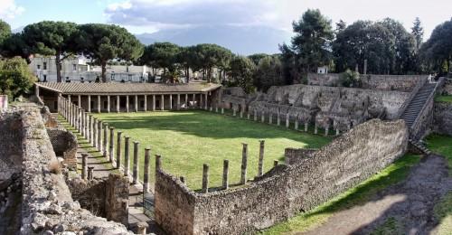 Durante la cuarentena: visitá Pompeya