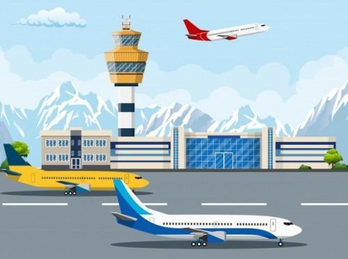 Cuarentenas y compañías aéreas: un futuro muy incierto