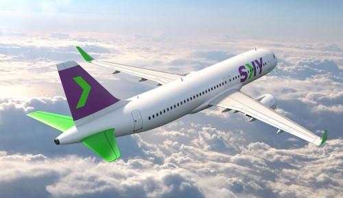 Sky suspende sus vuelos hasta el 30 de abril