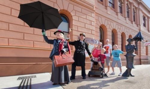 Una cita con Mary Poppins en Australia