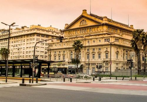 Durante la cuarentena: disfrutá del Teatro Colón