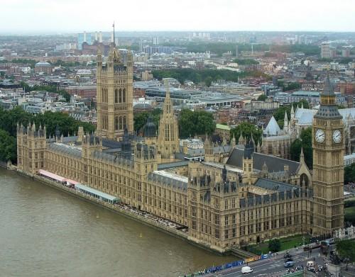 Duranté la cuarentena: caminá por los pasillos de Westminster