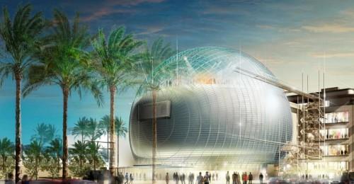 El Museo de los Oscars abrirá en diciembre