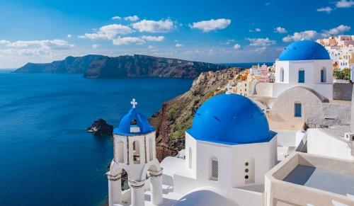 Durante la cuarentena: viví una experiencia griega