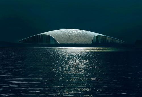 Un museo dedicado a las ballenas en Noruega