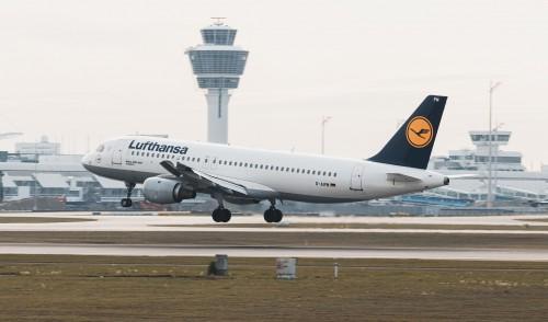 Transportes aéreos: el caso de Lufthansa