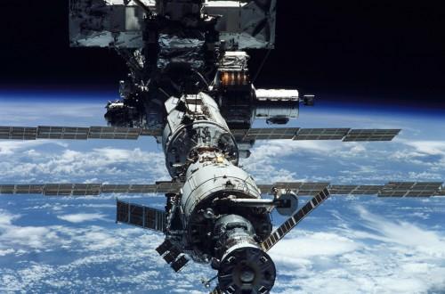 Durante la cuarentena: subí al espacio a bordo de la ISS
