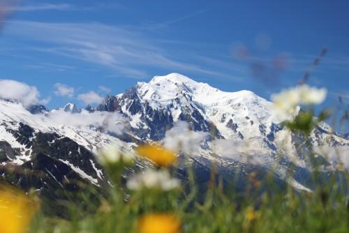 Durante la cuarentena: escalá el Monte Blanco