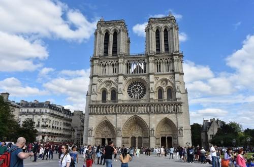 Durante la cuarentena: visitá Notre-Dame de París