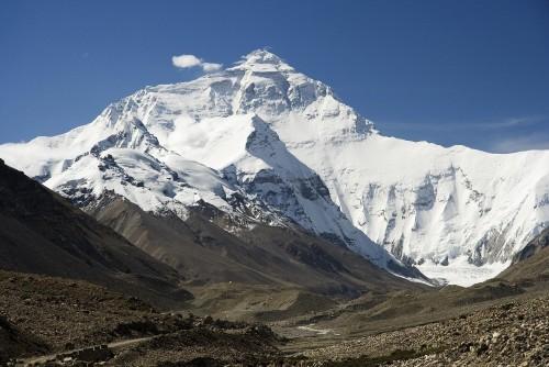Durante la cuarentena: mirá el mundo desde el Everest