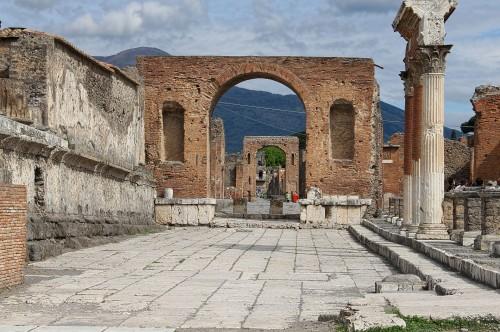 Pompeya: preparan la reapertura con nuevas tecnologías
