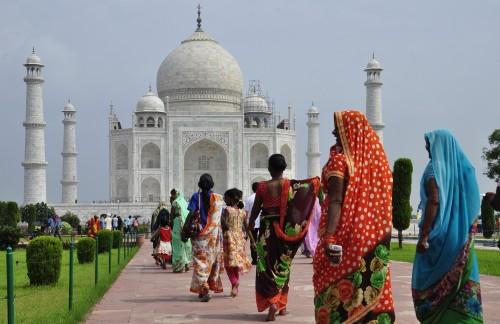 Durante la cuarentena: admirá el Taj Mahal