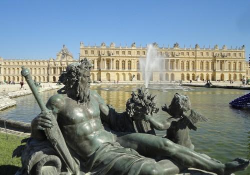 Durante la cuarentena: el palacio de Versalles para vos solo