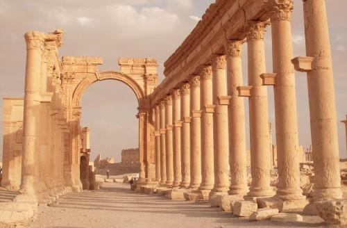 Durante la cuarentena: paseá por las ruinas de Palmira