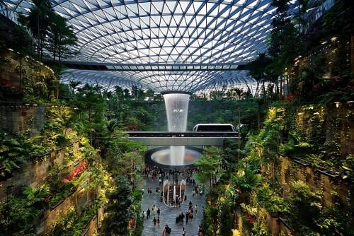 Los mejores aeropuertos en 2020