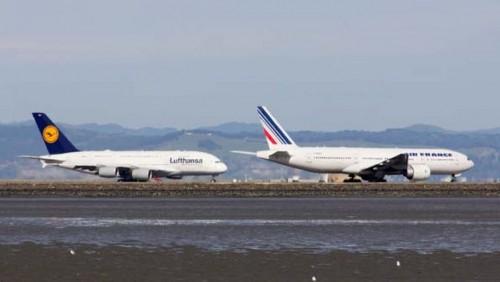 Air France y Lufthansa: las contrapartes de las ayudas estatales