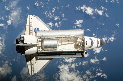 Durante la cuarentena: descubrí el transbordador espacial