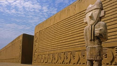 Durante la cuarentena: visitá el museo del sitio de Chan Chan