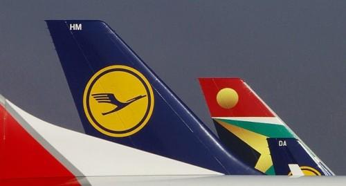 Alemania & Sudáfrica: dos intervenciones del estado en el aéreo