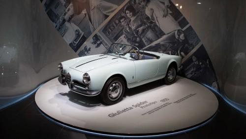 Alfa Romeo celebra hoy sus 110 años