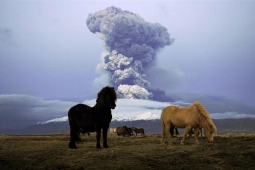 Islandia se prepara para enfrentar una erupción