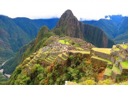 Machu Picchu seguro