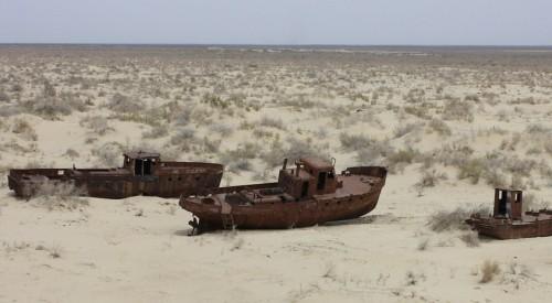 El desierto más joven de la Tierra