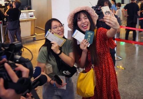 En Taiwan organizan viajes hacia Ninguna Parte
