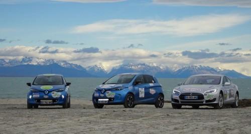 Abrirán un corredor para autos eléctricos en la Patagonia