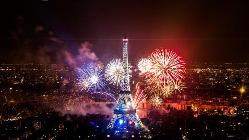 Como será el Día de la Bastilla 2020 en París