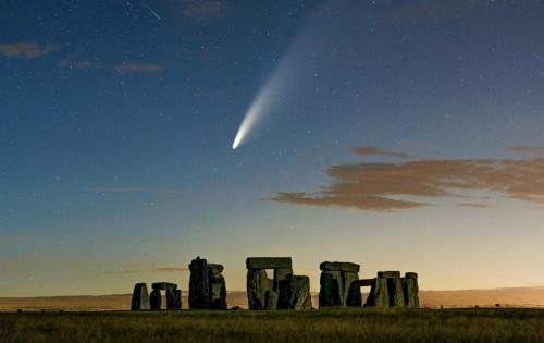 Cómo y dónde se verá el cometa Neowise en julio 2020