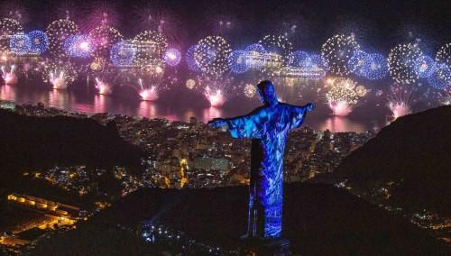 Cancelan el Réveillon de Río de Janeiro este fin de año