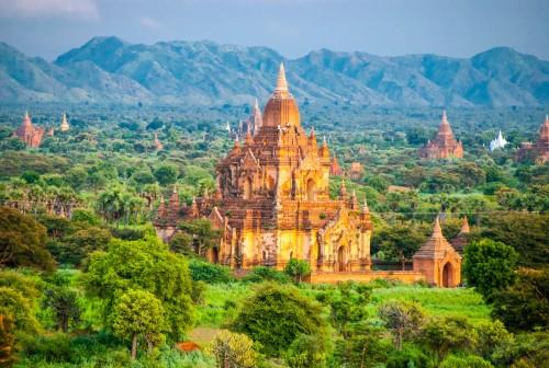 En Birmania: sin turistas pero con saqueadores de templos