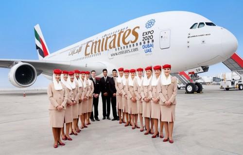 Emirates paga los gastos médicos de sus pasajeros