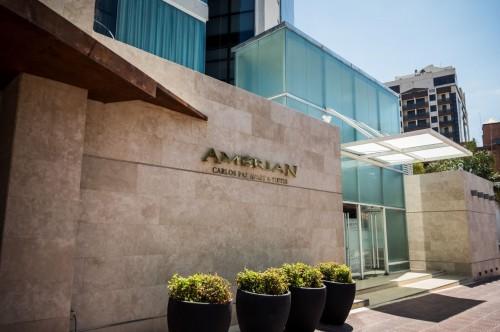 Amérian adhiere al programa Hoteles Más Verdes