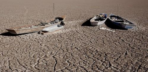 Poopó: el lago boliviano que desapareció