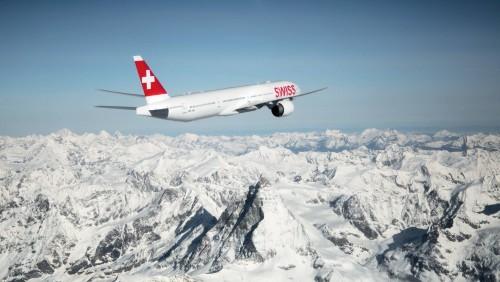 Los suizos no quieren viajar por avión