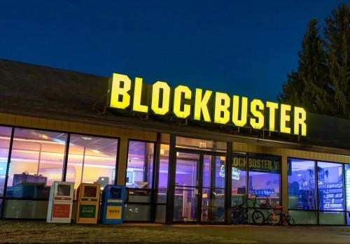 El último Blockbuster del mundo reconvertido en hotel