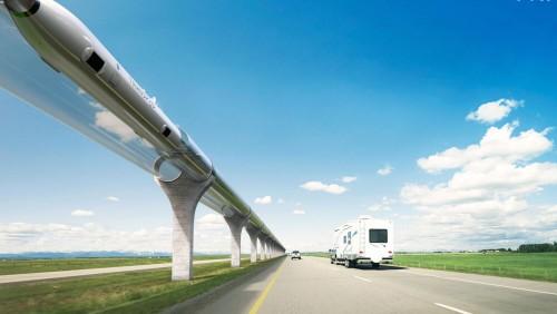 El primer hyperloop será canadiense