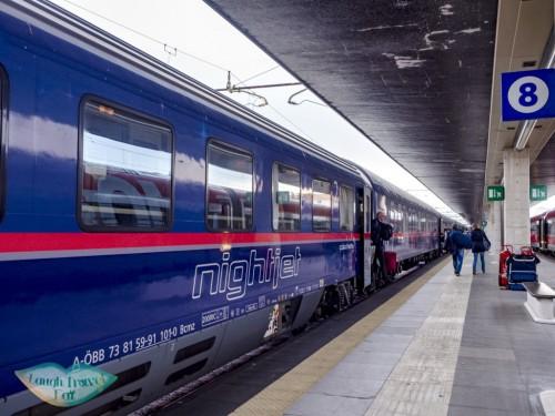 Vuelven los trenes nocturnos en Europa