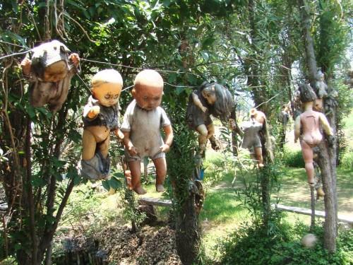 La Isla de las Muñecas: el lugar más freak de México