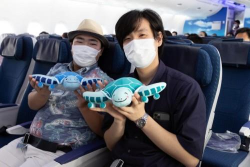 Otro vuelo a ninguna parte: ahora desde Japón