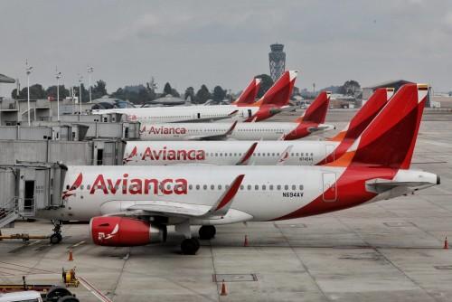 Avianca será la primera aerolínea rescatada en América Latina